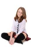 härlig tonåring Royaltyfri Bild