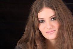 härlig tonåring Royaltyfri Fotografi