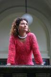 härlig tunisian kvinna royaltyfria bilder