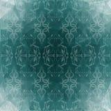 Härlig turkosbakgrund Arkivfoton