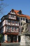 härlig tysk för arkitektur Arkivfoto