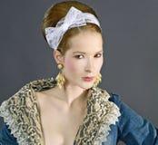 Härlig ung kvinna Royaltyfri Bild