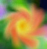 Härlig unik abstrakt mångfärgad textur Fotografering för Bildbyråer