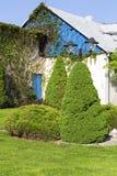 Härlig vårträdgård, skönhet av naturen Royaltyfri Foto