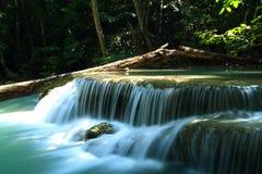 Härlig vattenfall Royaltyfria Bilder