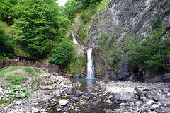 härlig vattenfall Royaltyfri Foto