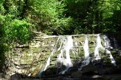 härlig vattenfall Royaltyfria Foton