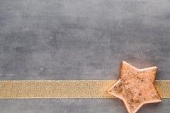 härlig vektor för julillustrationstjärnor Den Seamless modellen kan användas för wallpaperen, modellpåfyllningar, rengöringsduksi Arkivfoto