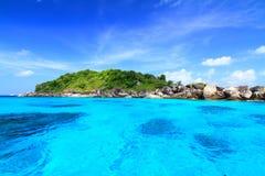 Härliga öar Arkivfoto
