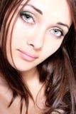 härliga ögon Royaltyfria Bilder
