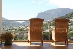 härliga africa mest södra ställe Royaltyfri Foto