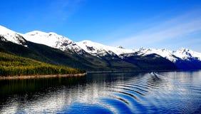 Härliga Alaska Royaltyfri Foto