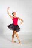 Härliga balettpar Arkivfoton