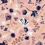 Härliga blom på Salmon Pink arkivfoton