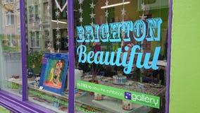 Härliga Brighton Royaltyfri Foto