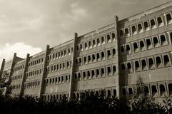 Härliga byggnader för Biomedical vetenskap, UCSD royaltyfri bild