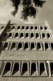 Härliga byggnader för Biomedical vetenskap, UCSD royaltyfria bilder