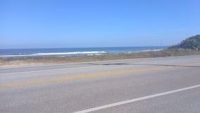 härliga Daytona Beach Arkivfoton