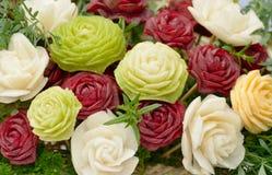 härliga dekorativa blommor Arkivfoto