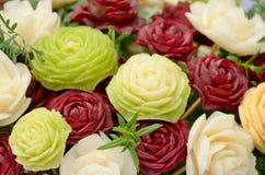 härliga dekorativa blommor Fotografering för Bildbyråer