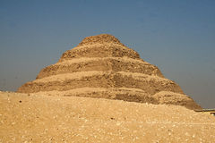 härliga egypt Royaltyfria Bilder