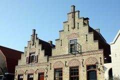 Härliga facades arkivbilder