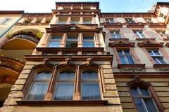Härliga gamla byggnader Royaltyfria Bilder