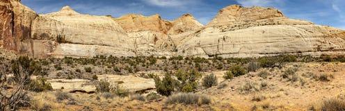 Härliga geologic särdrag i bakgrund arkivbilder