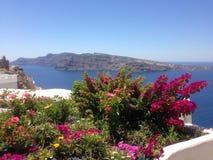 härliga greece Fotografering för Bildbyråer