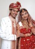 härliga indiska traditioner Royaltyfri Bild