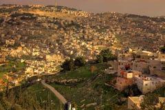 Härliga Jerusalem Arkivfoton