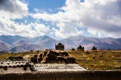 Härliga Kirgizstan Royaltyfri Foto