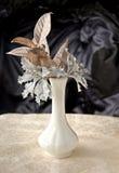 Härliga konstgjorda blommor Royaltyfri Foto