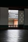 härliga korea royaltyfri bild