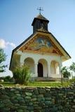 härliga kyrkliga gammala romania Arkivfoton