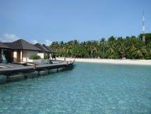 härliga maldives Royaltyfri Bild