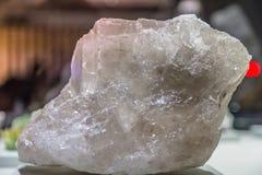 Härliga mineralstenar Royaltyfria Bilder