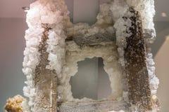 Härliga mineralstenar Royaltyfri Bild
