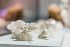 Härliga mineralstenar Royaltyfria Foton