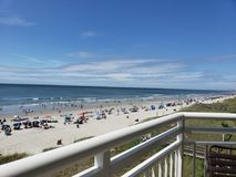 Härliga Myrtle Beach royaltyfri foto