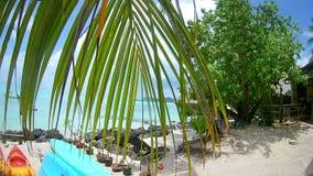 Härliga och färgrika Bora Bora Arkivbilder