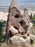 Härliga och mystiska Cappadocia Fotografering för Bildbyråer