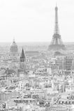 Härliga Paris i nedgången Fotografering för Bildbyråer