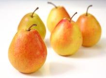 härliga pears Royaltyfria Bilder
