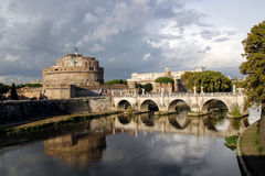 Härliga Rome Arkivfoton