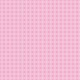 Rosa färg snör åt seamless mönstrar Royaltyfri Fotografi
