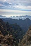 Härliga Shennongjia berg landskap Royaltyfri Bild