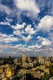 Härliga Skies Royaltyfri Bild