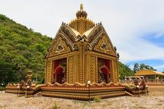 Härliga tempel royaltyfri foto