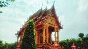 Härliga thailändska tempel Royaltyfri Foto